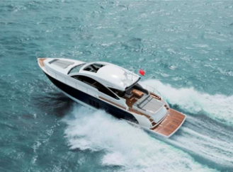 Верфь Fairline представила яхты на Miami Yacht and Brokerage Show