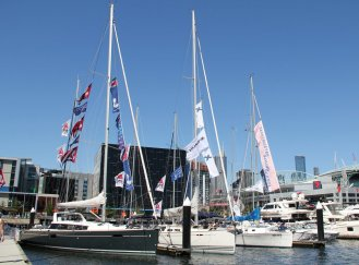 Melbourne International Boat & Lifestyle Show 2013