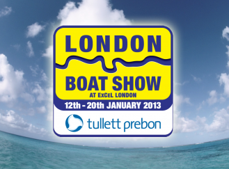 Tullett Prebon London International Boat Show 2013