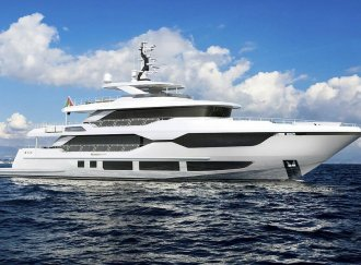 GULF CRAFT REVEALS NEW 37M MAJESTY YACHTS MODEL AT THE MONACO YACHT SHOW