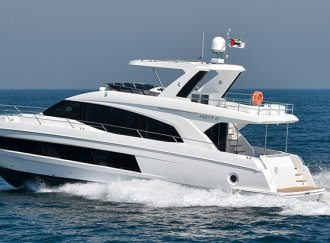 World premiere - Majesty 62